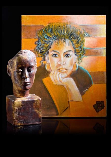 Rencontre et regard de l'artiste